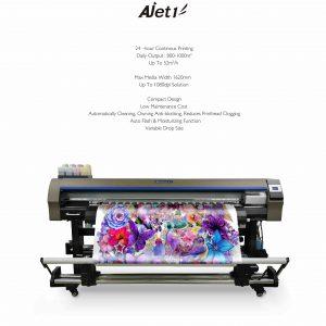ATEXCO Ajet1 Paper Printer page 1