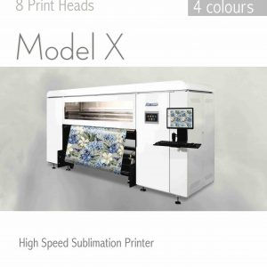 ATEXCO Paper Printer Model X